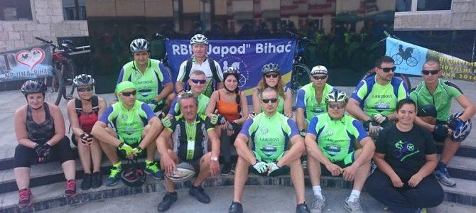 7. međunarodna biciklijada NP Una 2016. (07.08.2016)