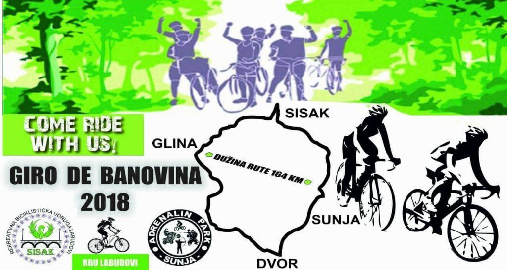 Giro De Banovina 2018 - RBU Labudovi